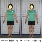 【産後ダイエット】生まれて初めて体重が減りました。