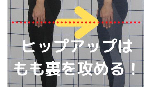 【初心者に解説】もも裏を引き上げるトレーニングは股関節を攻めるべし